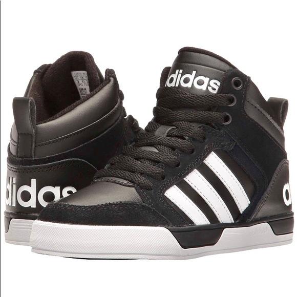 sale retailer 1e46f ffbe5 adidas Other - Adidas Neo Kids  Raleigh 9TIS Mid K Sneaker